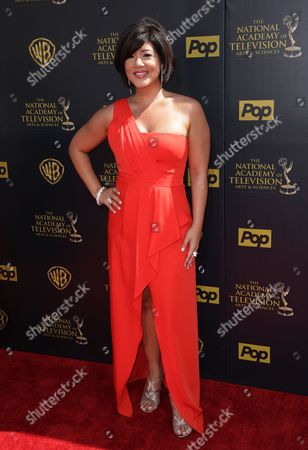 Stock Image of Tessanne Chin