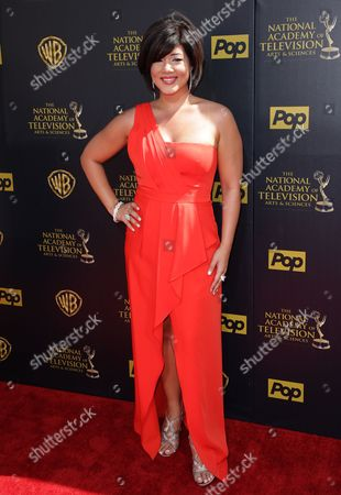 Stock Photo of Tessanne Chin