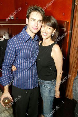 Scott Mechlowicz and Ruth Vitale
