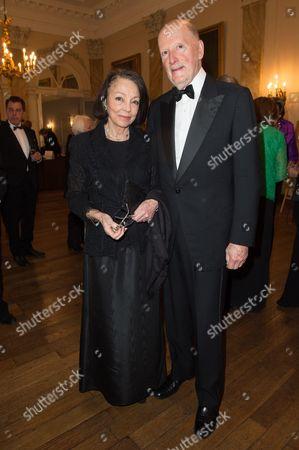 Queen Margarita and King Simeon II