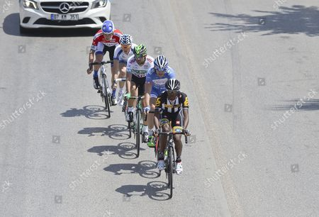 Editorial picture of 51st Presidential Cycling Tour of Turkey - 27 Apr 2015