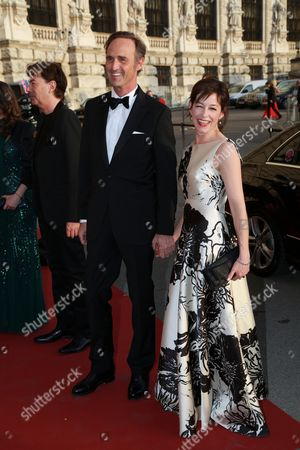 Editorial picture of Romy Gala, Vienna, Austria - 25 Apr 2015