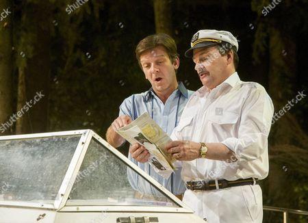 Jason Hughes as Alistair, Peter Forbes as Keith