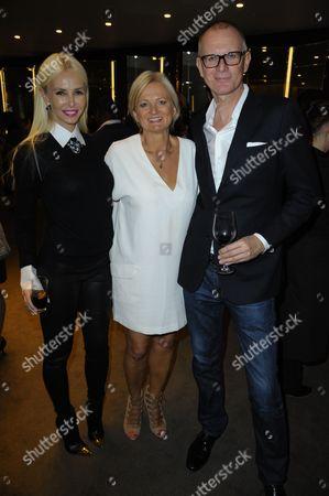Amanda Cronin, Alice Beer and Mark Daeche