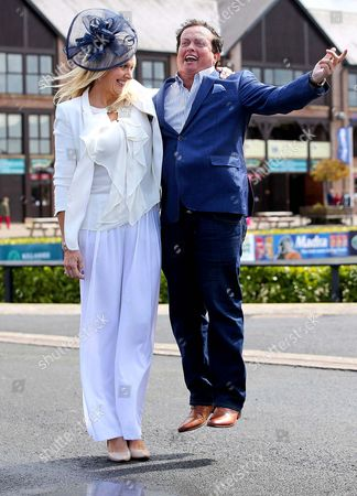 RTE's Miriam O'Callaghan and Marty Morrissey