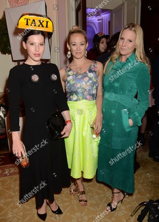 Editorial image of Tatler Best of British Party in association with Jaeger, London, Britain - 28 Apr 2015