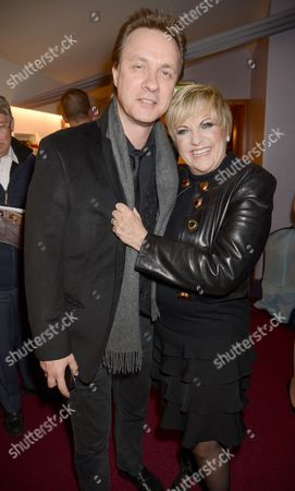 Colin Freeman and Lorna Luft