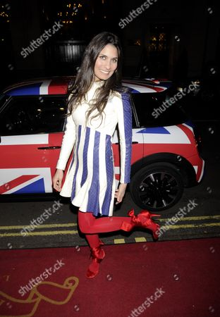 Editorial picture of Tatler Best of British Party in association with Jaeger, London, Britain - 28 Apr 2015