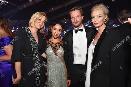 Editorial picture of Swarovski Crystal World reopening evening gala, Wattens, Austria - 28 Apr 2015