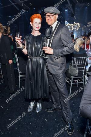 Sandy Powell and Simon Costin