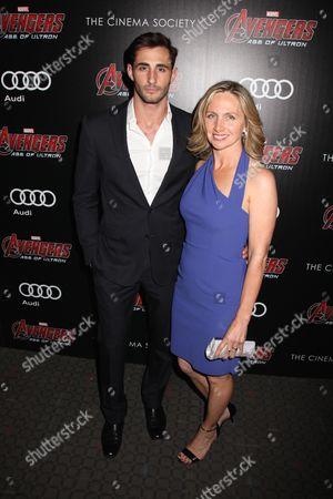 Josh Truesdell and Darlene Truesdell