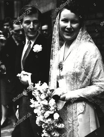 Wedding Of Geoffrey Wright And Natasha Joan Gardner At The Russian Orthodox Church Buckingham Palace Road. Box 552.