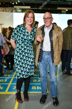 Editorial image of The Art Room hosts the launch of Work-It at Selfridges, London, Britain - 29 Apr 2015