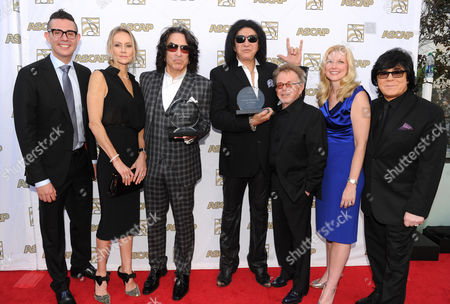 Editorial image of 32nd Annual ASCAP Pop Music Awards, Los Angeles, America - 29 Apr 2015