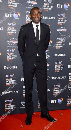 Editorial image of BT Sport Industry Awards, London, Britain - 30 Apr 2015