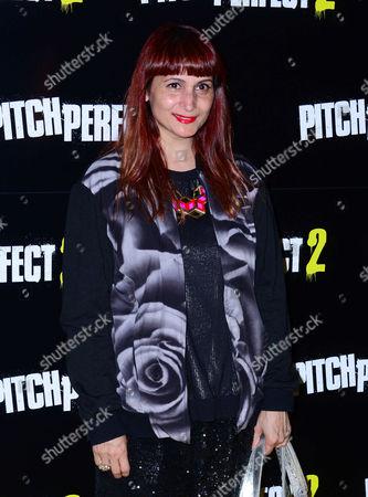Editorial photo of 'Pitch Perfect 2' film screening, London, Britain - 30 Apr 2015