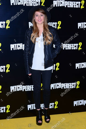 Editorial image of 'Pitch Perfect 2' film screening, London, Britain - 30 Apr 2015