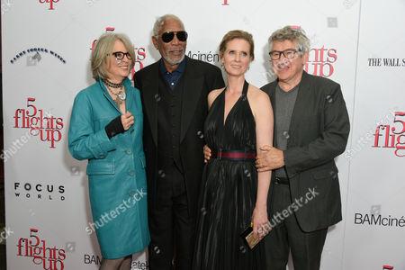 Diane Keaton, Morgan Freeman, Cynthia Nixon, Richard Loncraine