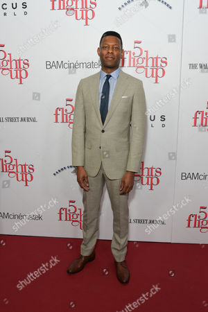 Editorial photo of '5 Flights Up' film premiere, New York, America - 30 Apr 2015