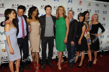 Shiri Appleby, Robert Sharenow, Dianna Williams, Bradley James, Nancy Dubuc, Glen Mazzara, Constance Zimmer, Sarah Gertrude Shapiro, Marti Noxon