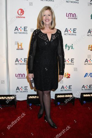Editorial picture of A&E Networks' 2015 Upfront Presentation, New York, America - 30 Apr 2015