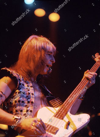 Mott The Hoople - Peter 'Overend' Watts