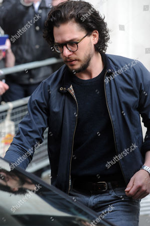 Kit Harington at BBC Radio 2
