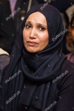 Rabina Khan, who has been named as the mayoral candidate for Tower Hamlets