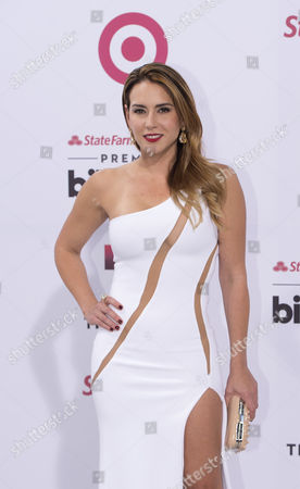 Editorial picture of Billboard Latin Music Awards, Miami, America - 30 Apr 2015