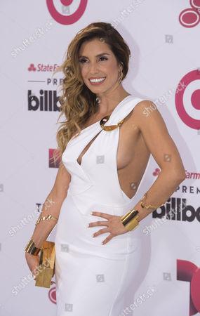 Editorial image of Billboard Latin Music Awards, Miami, America - 30 Apr 2015