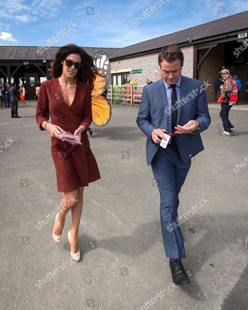 Editorial picture of 2015 Punchestown Festival, Punchestown Racecourse, Punchestown, Naas, Co. Kildare - 1 May 2015