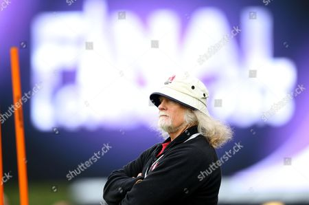 Gloucester head coach Laurie Fisher