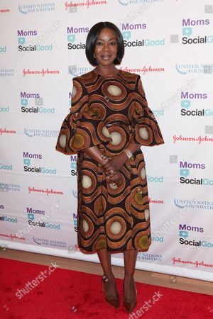 Editorial image of Third Annual Moms & SocialGood, New York, America - 01 May 2015