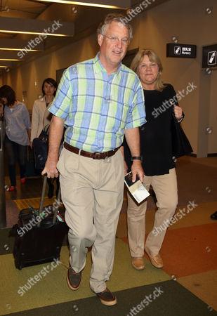Editorial image of Taylor Swift arrives at Narita International Airport, Chiba Prefecture, Japan - 03 May 2015
