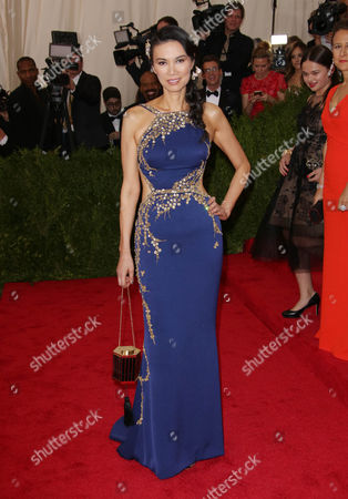 Editorial image of Costume Institute Gala Benefit celebrating China: Through the Looking Glass, Metropolitan Museum of Art, New York, America - 04 May 2015