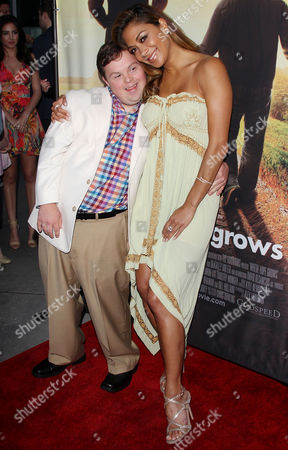 David DeSanctis and Nicole Scherzinger
