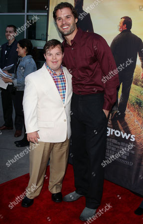 David DeSanctis and guest