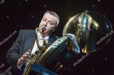 Contraphonium Chris Larner