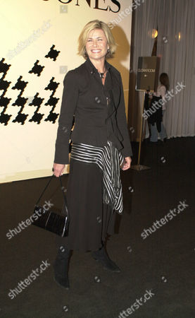 Editorial photo of FASHION SHOW TO LAUNCH DAVID JONES SUMMER COLLECTION, SYDNEY, AUSTRALIA -11 AUG 2004