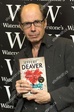 Stock Photo of Jeffery Deaver