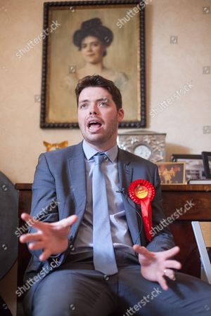 Labour parliamentary candidate for Thanet South Will Scobie