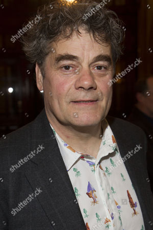 Gordon Kennedy (Gordon Brown) attends the after party on Press Night for The Audience at One Whitehall Place, London