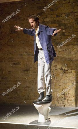 Mark Arends as John,