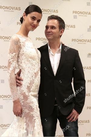 Blanca Padilla and Herve Moreau