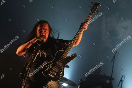 Stock Image of Carcass - Jeff Walker