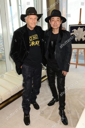 David Montgomery and Hiro Arakawa