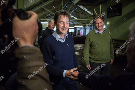 The Deputy Prime Minister and Leader of the Liberal Democrats Nick Clegg visited the Tomatin Whiskey distillery with the Chief Secretary to the Treasury and Lib Dem PPC for Inverness, Nairn, Bademoch and Strathspey, Danny Alexander