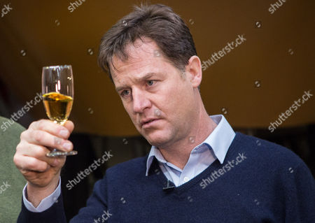 The Deputy Prime Minister and Leader of the Liberal Democrats Nick Clegg visited the Tomatin Whiskey distillery with the Chief Secretary to the Treasury and Lib Dem PPC for Inverness, Nairn, Bademoch and Strathspey, Danny Alexander where they tasted various Scotch Whiskeys