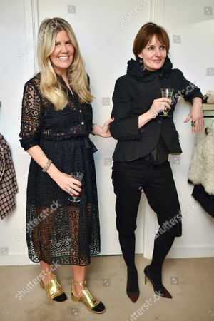 Pippa Holt and Daisy Bates