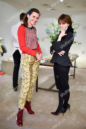 Sophie Baum and Daisy Bates